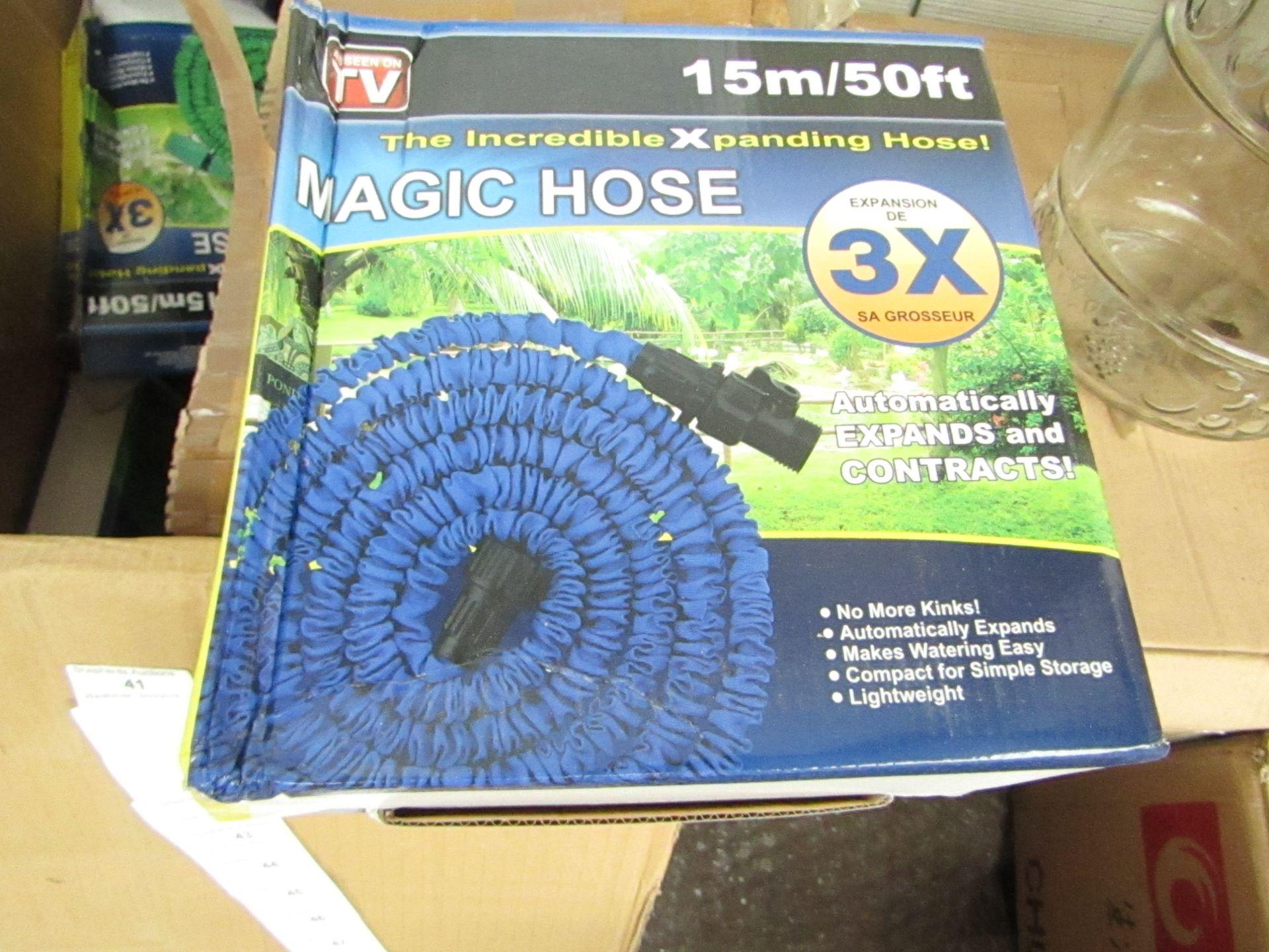 Lot 46 - 50ft Magic Hose, boxed
