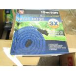 Lot 43 - 50ft Magic Hose, boxed