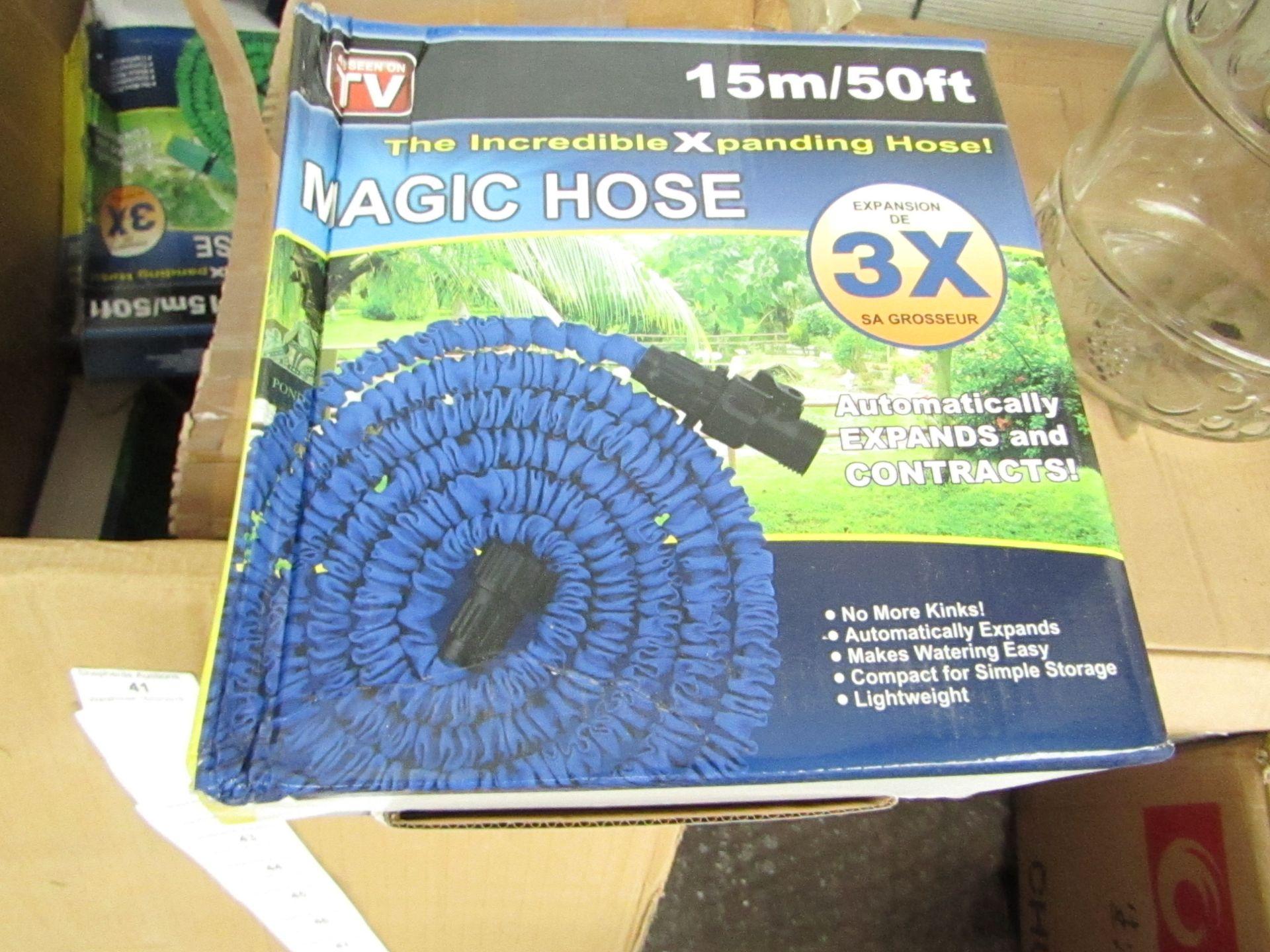 Lot 47 - 50ft Magic Hose, boxed