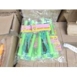 Lot 32 - 10x Leaping ability Plastic handle skipping ropes.