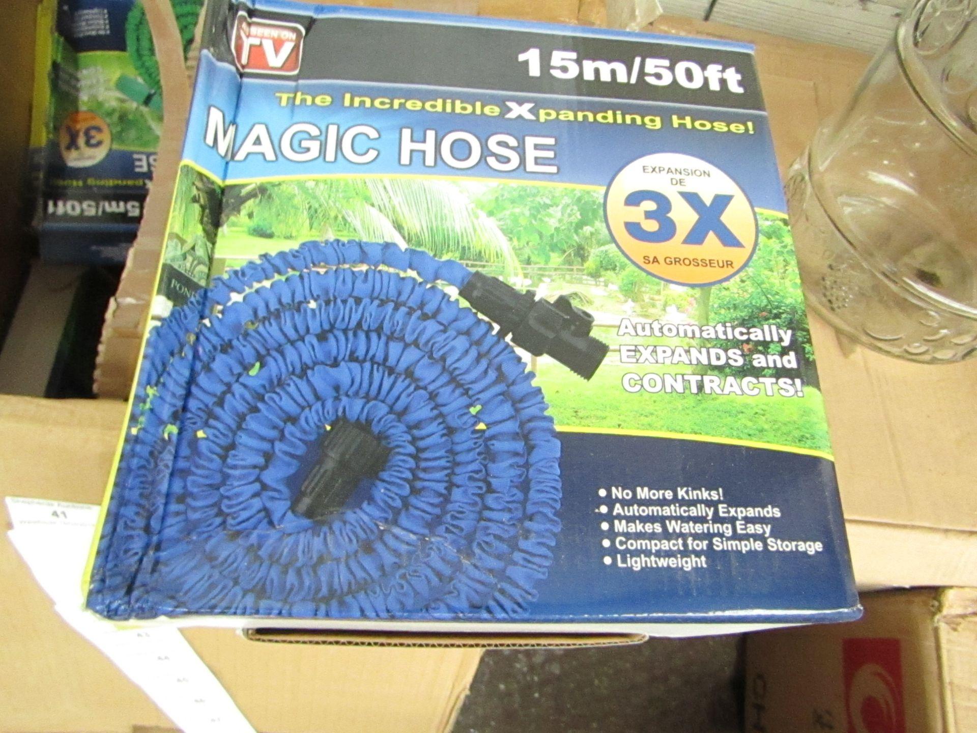 Lot 41 - 50ft Magic Hose, boxed