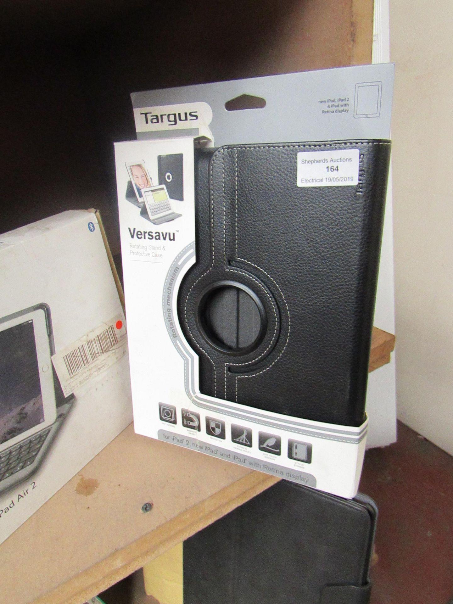 Lot 164 - Targus iPad 2 protectve case, grade B and boxed.