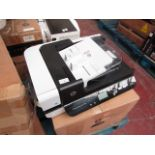 Lot 249 - HP Scanjet Enterprise Flow 7500 flat be scanner, Grade B, (see lot 0 for description of grade B) RRP