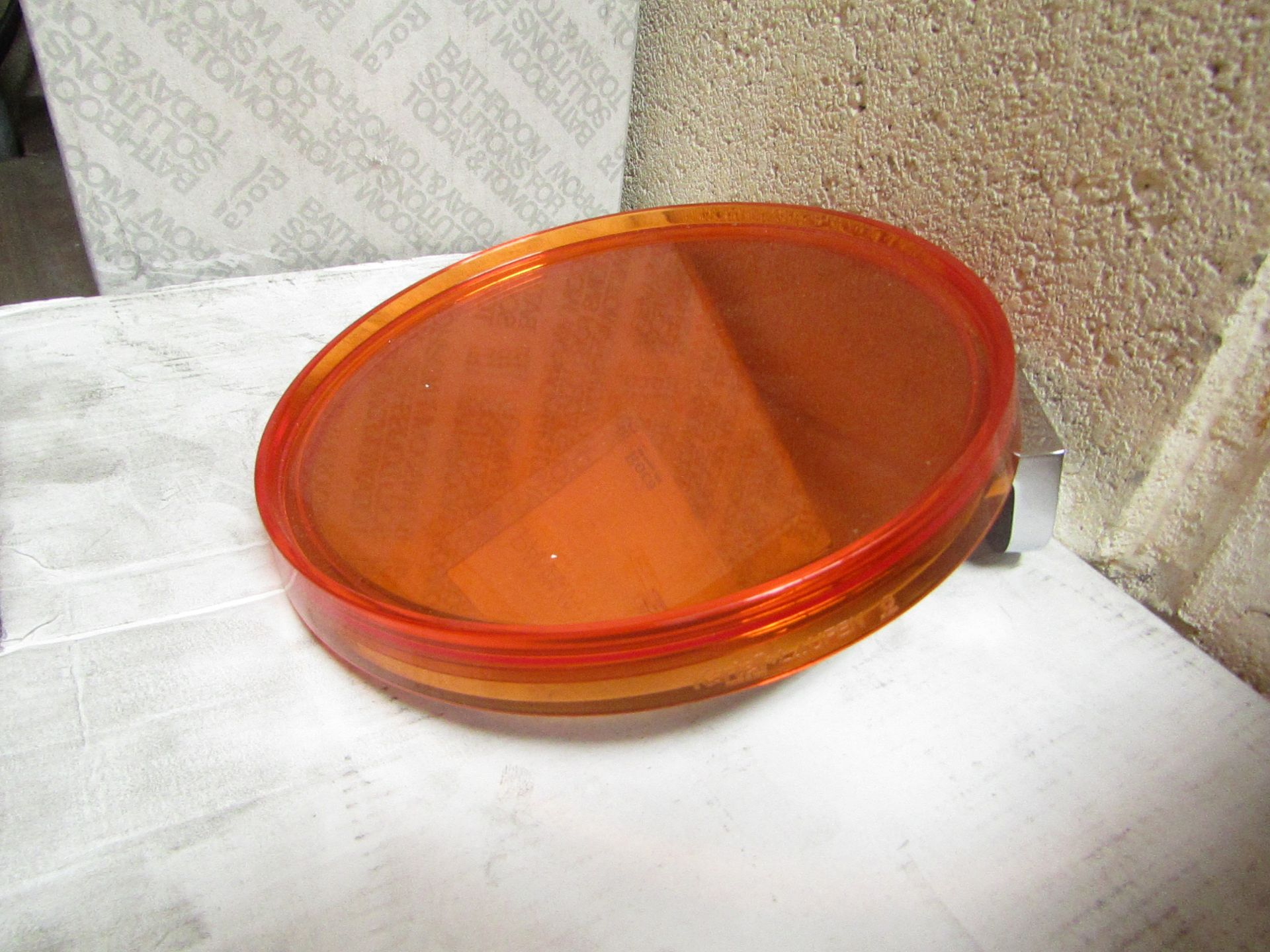 Lot 20 - Kartell by Laufen wall tray, boxed and looks unused with box, RRP œ115