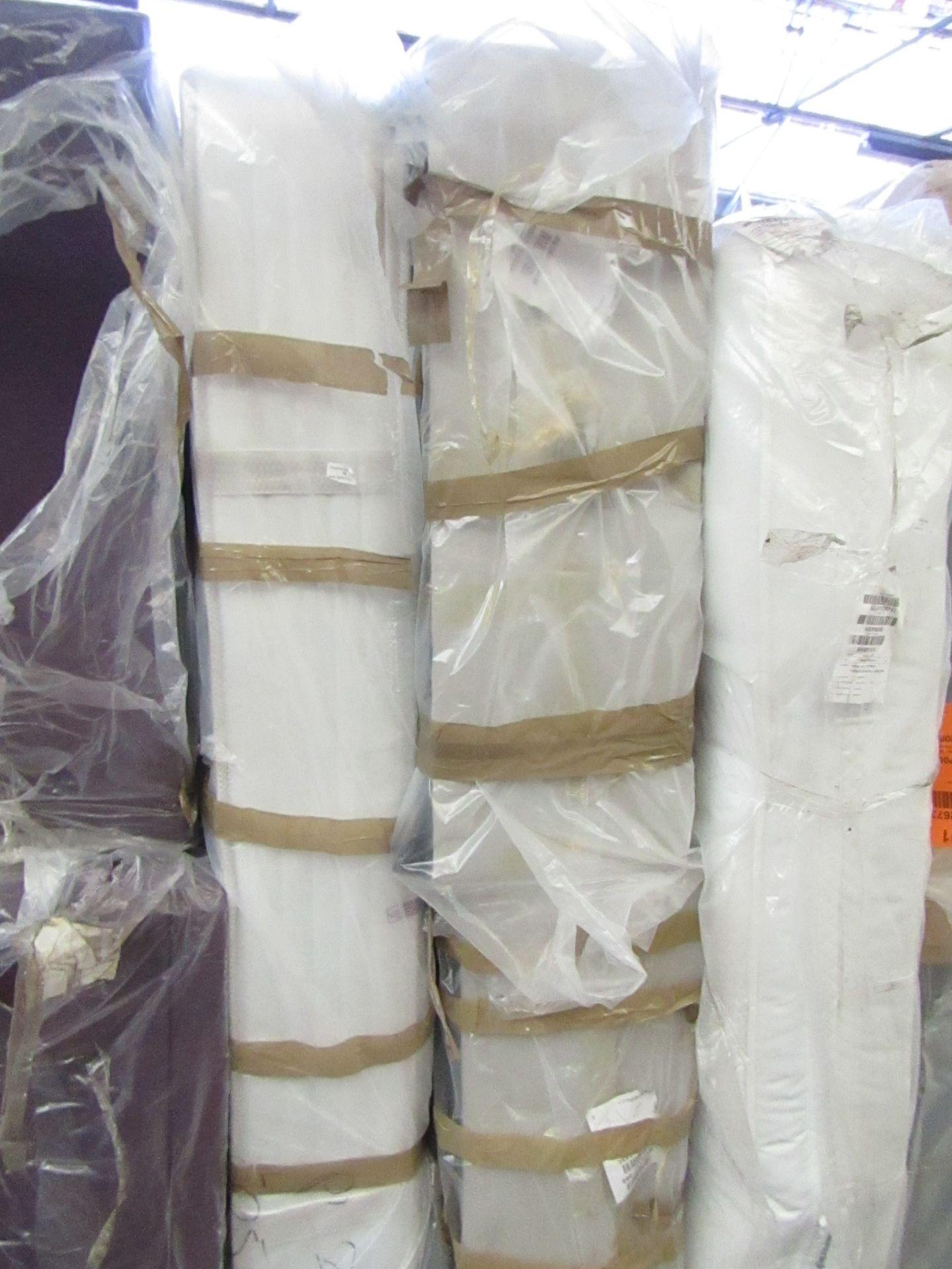 Lot 10 - Sealey Response Orthopedic Comfort King Size Mattress with 2 drawer divan Base, RRP £1799.98