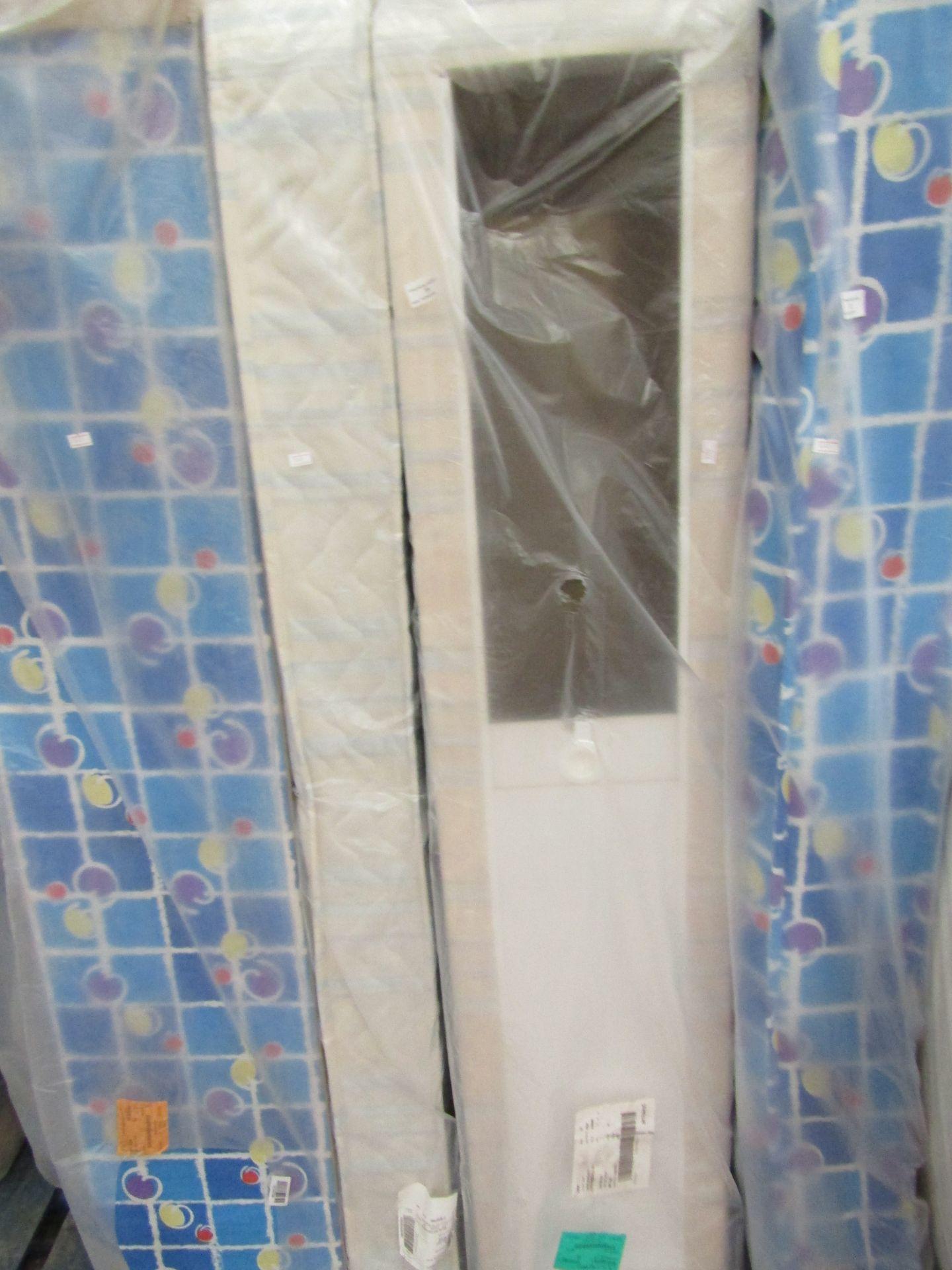 Lot 31 - Single mattress with Divan Base