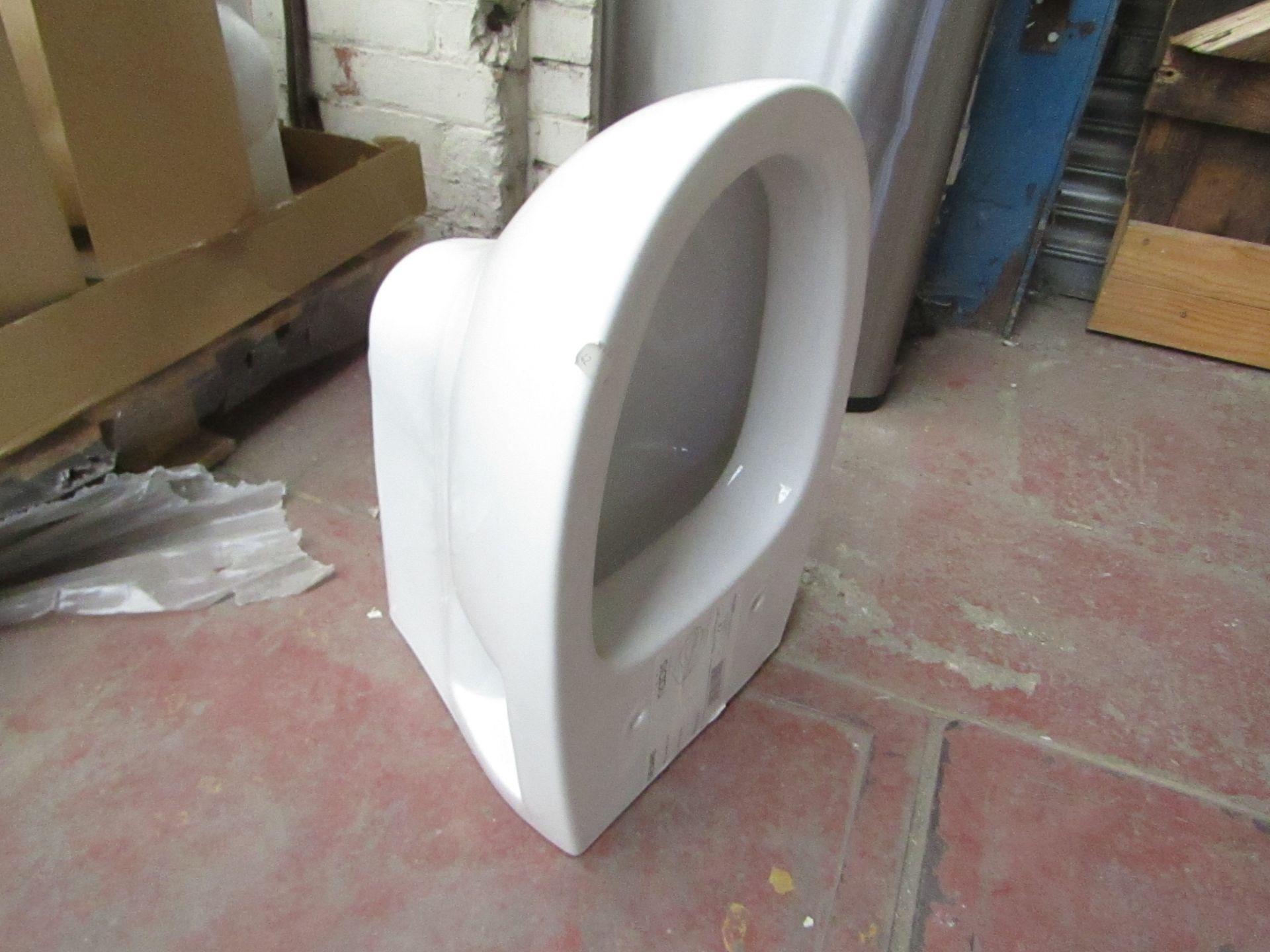 Nabis Desire wall hung toilet pan. new RRP £156