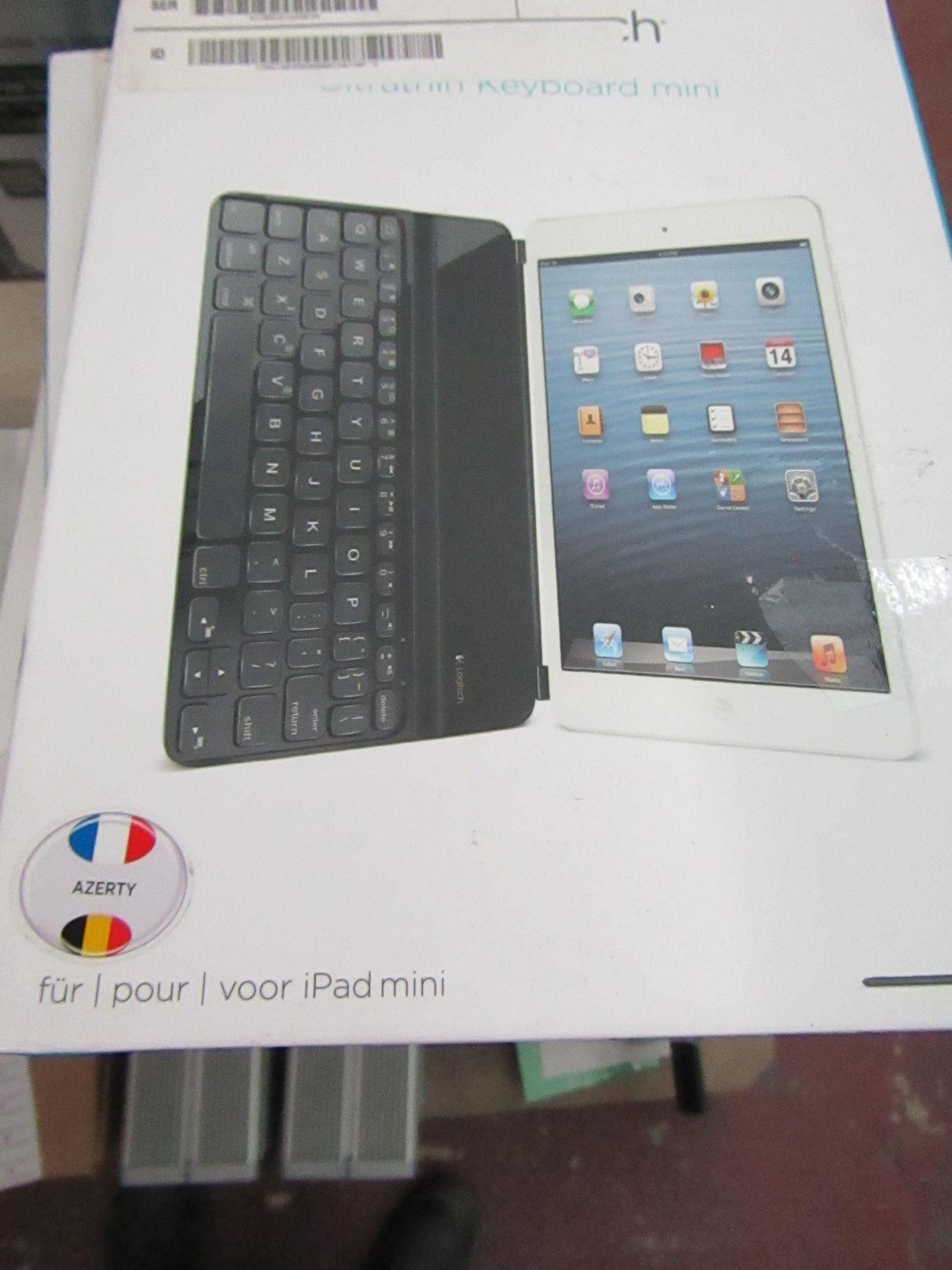 Lot 47 - 6x Logitech ultra thin mini keyboard, new and boxed.