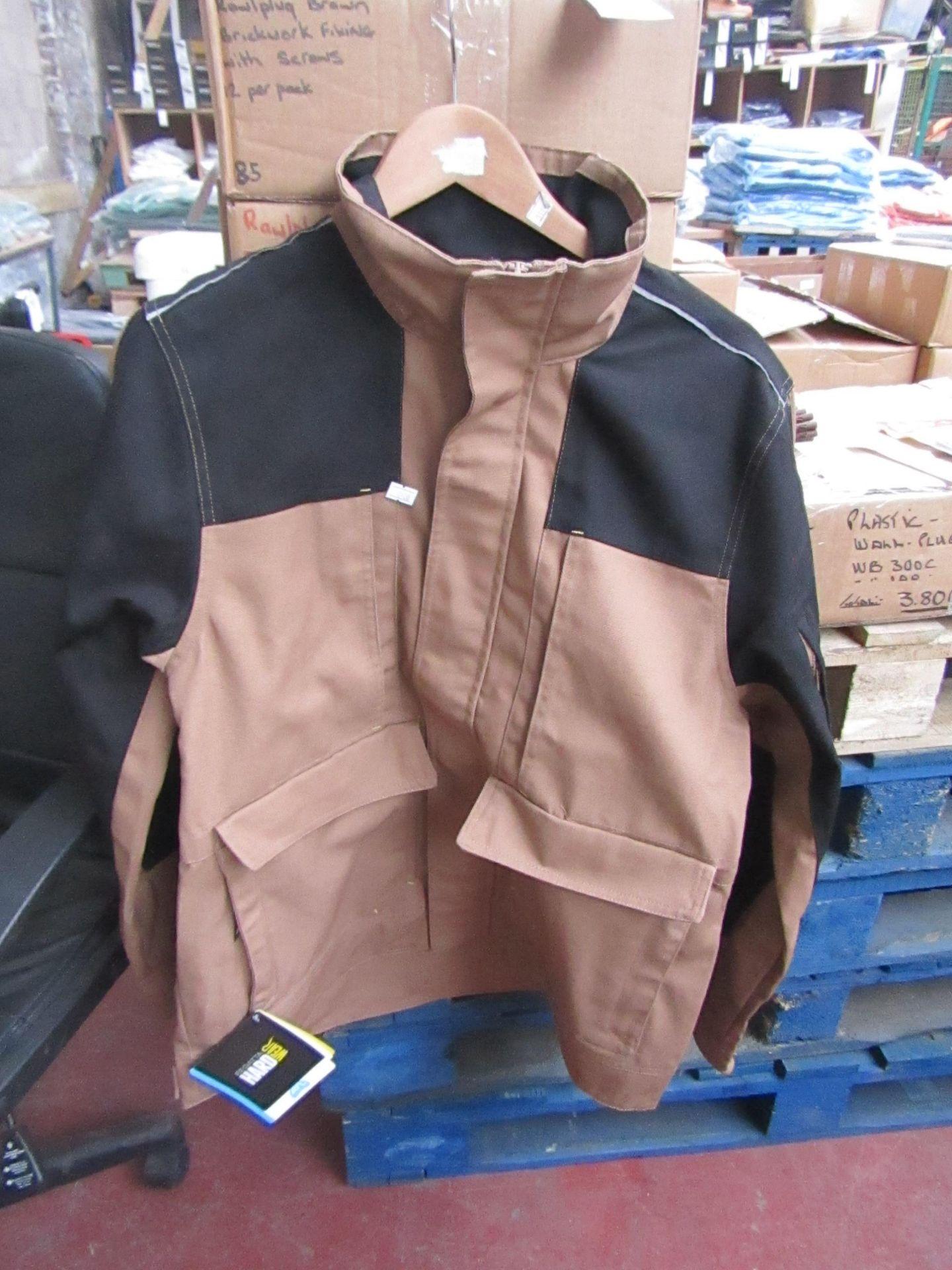 Lot 48 - Regatta Hard wear Jacket Size S, New with Tags