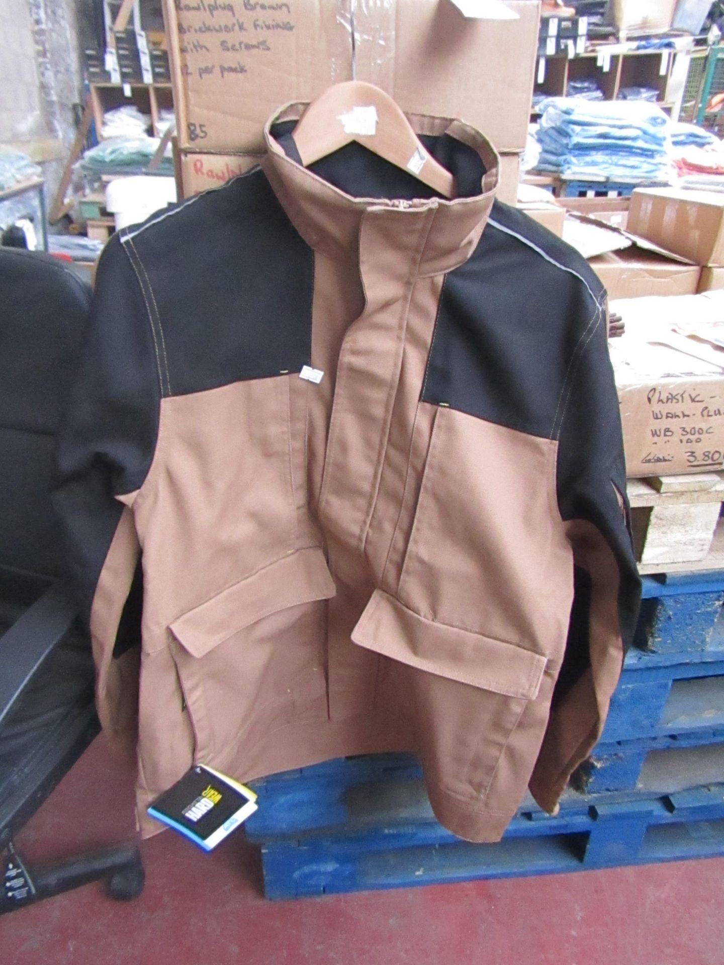 Lot 49 - Regatta Hard wear Jacket Size S, New with Tags