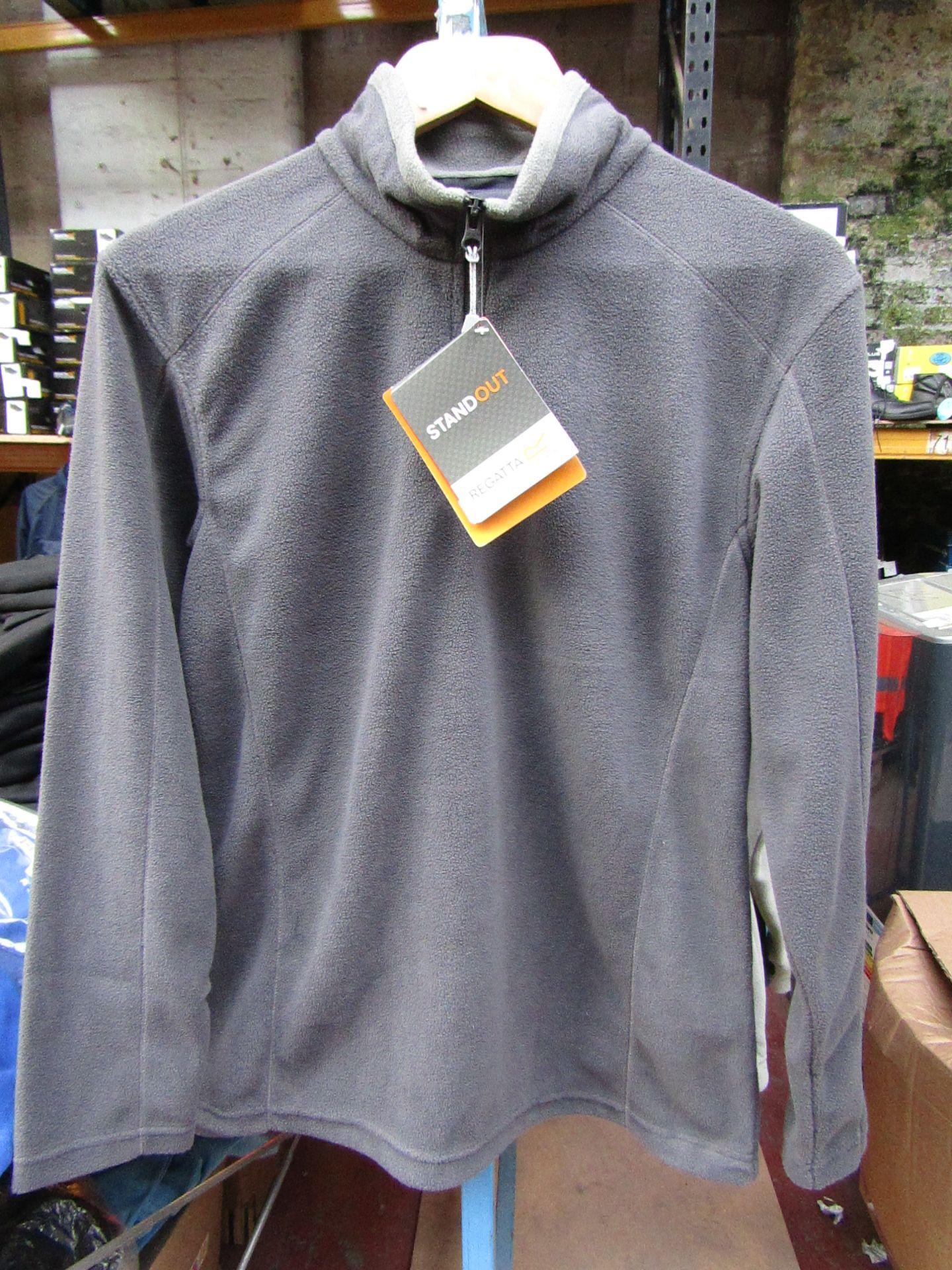 Lot 36 - Ladies Regatta Professional Fleece Seal Grey / Smoke. Size 16. new in Packaging