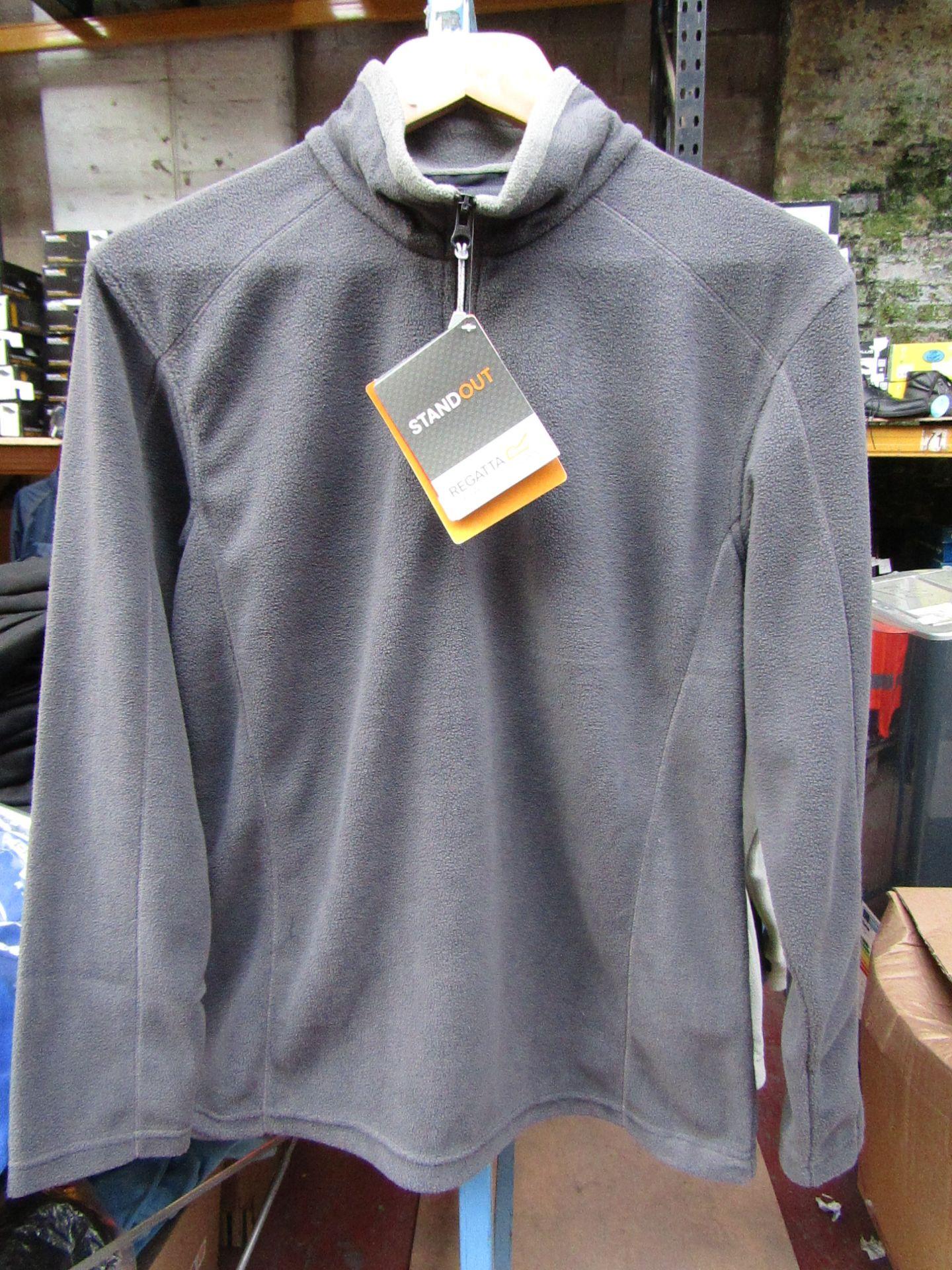 Lot 31 - Ladies Regatta Professional Fleece Seal Grey / Smoke. Size 14. new in Packaging