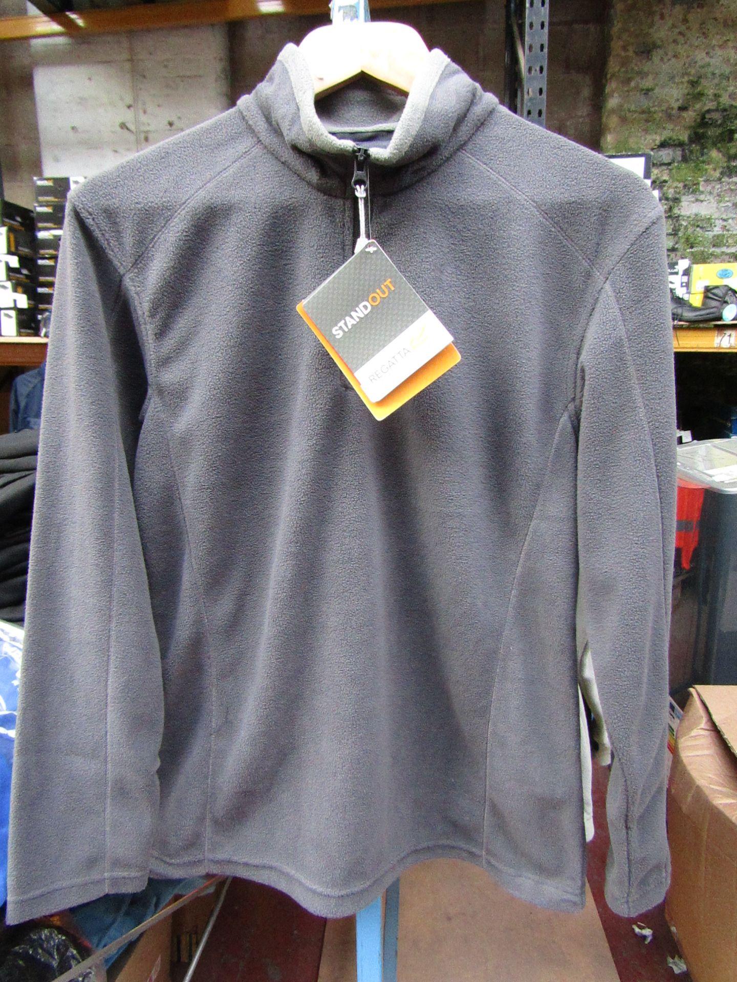 Lot 32 - Ladies Regatta Professional Fleece Seal Grey / Smoke. Size 14. new in Packaging