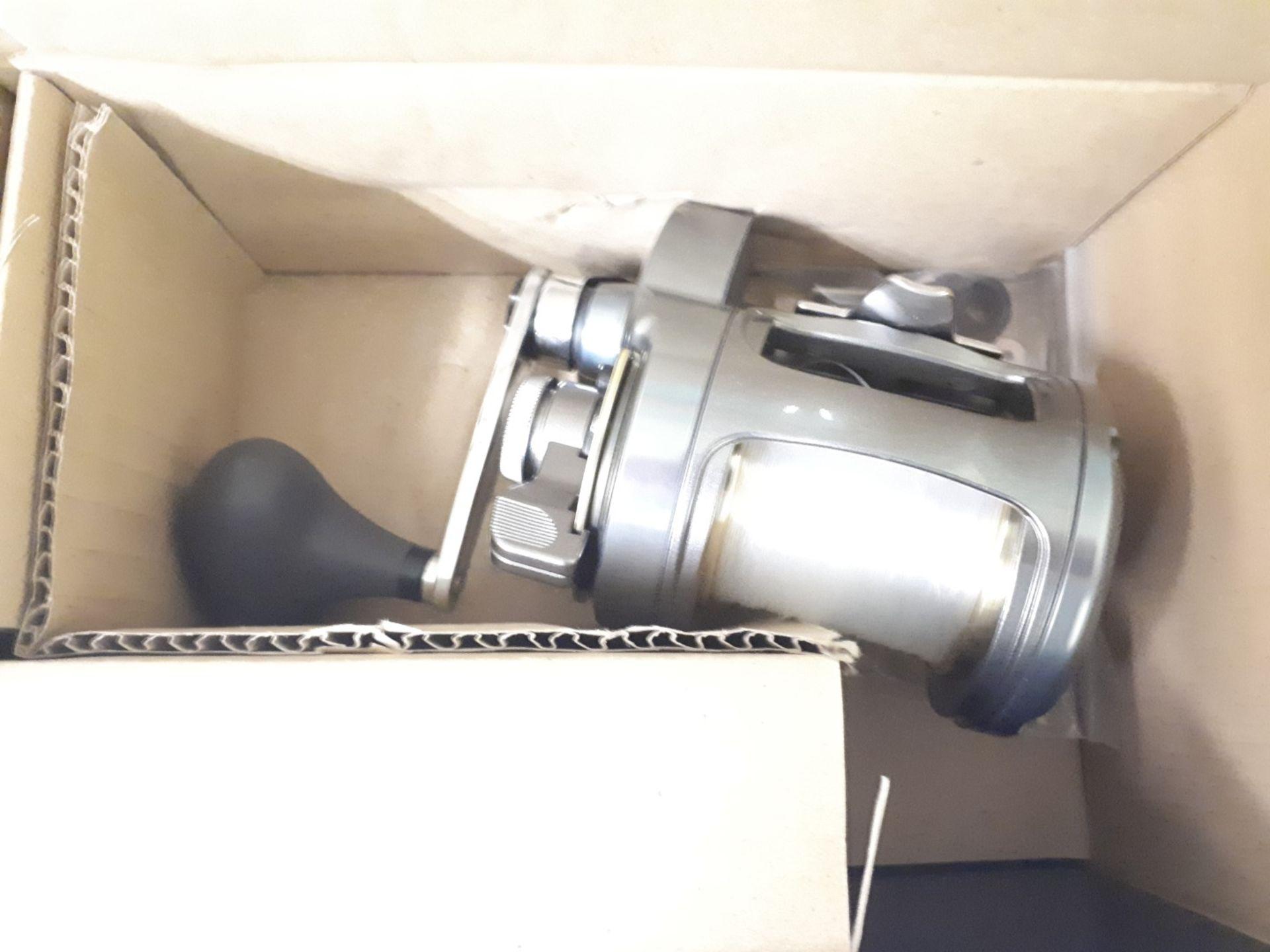 Lot 049 - Shimano Tyrnos 16 Fishing Reel(New In Box)