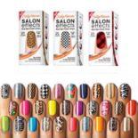 Lot 18A - 100 Sally Hanson Salon Effects Nail Polish Strips – NO VAT  Random Shades – UK Delivery £15