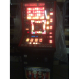 Lot 40 - Club Coronation Street Fruit Machine -takes new £1 coinNO VAT