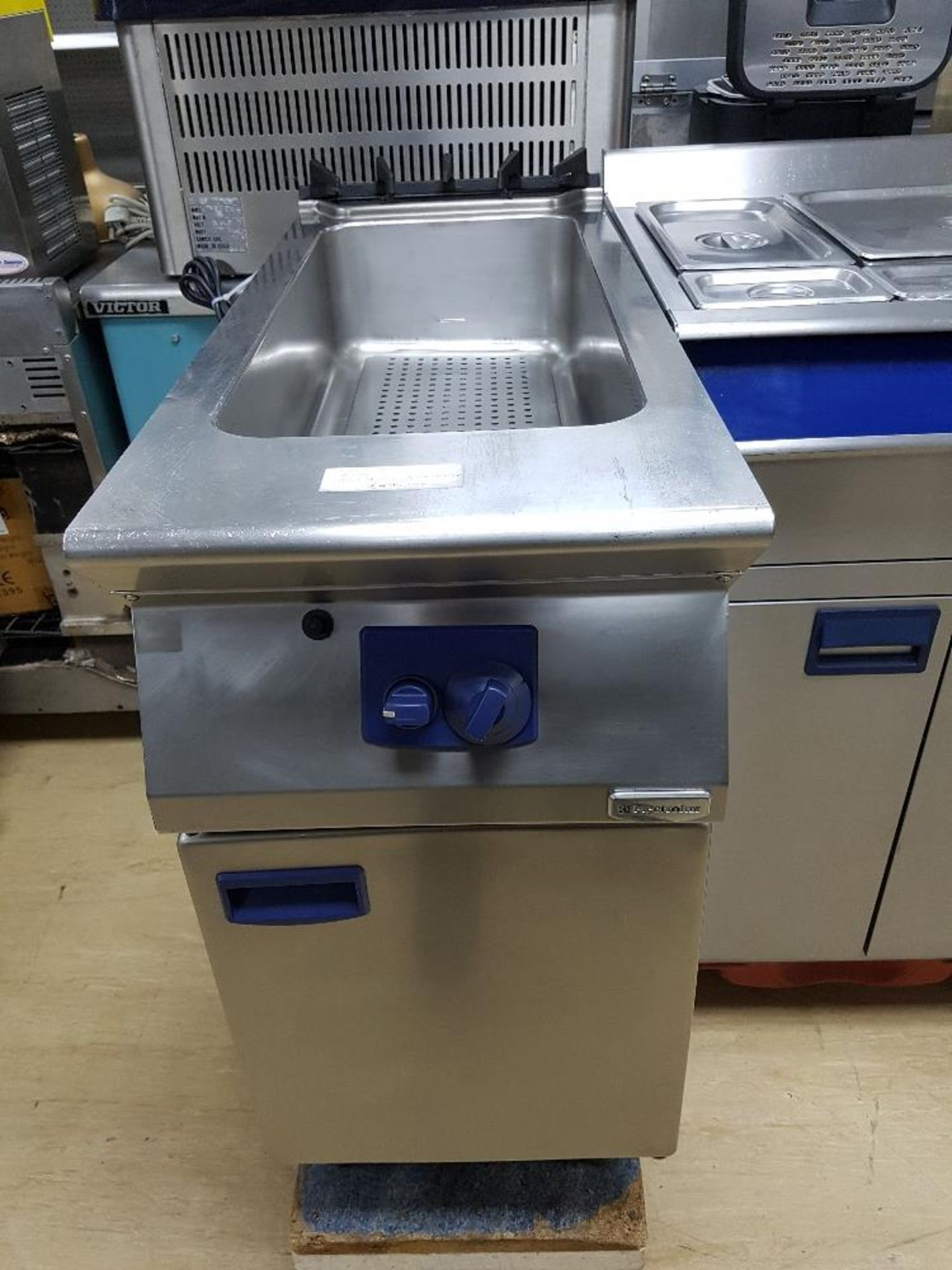 Lot 39 - Electrolux Nat Gas – Free Standing Pasta Boiler – Fully Serviced - Good Condition – V/ Clean – Buyer