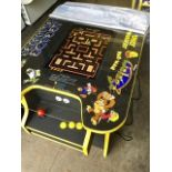 Lot 24 - Table Top Arcade Machine – Brand New – 60 Games – NO VAT