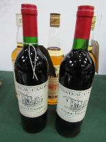Lot 318 - 70cl Whyte & Mackay whisky, 70cl Bells whisky & 70cl Scottish Chief whisky. Estimate £15-20.