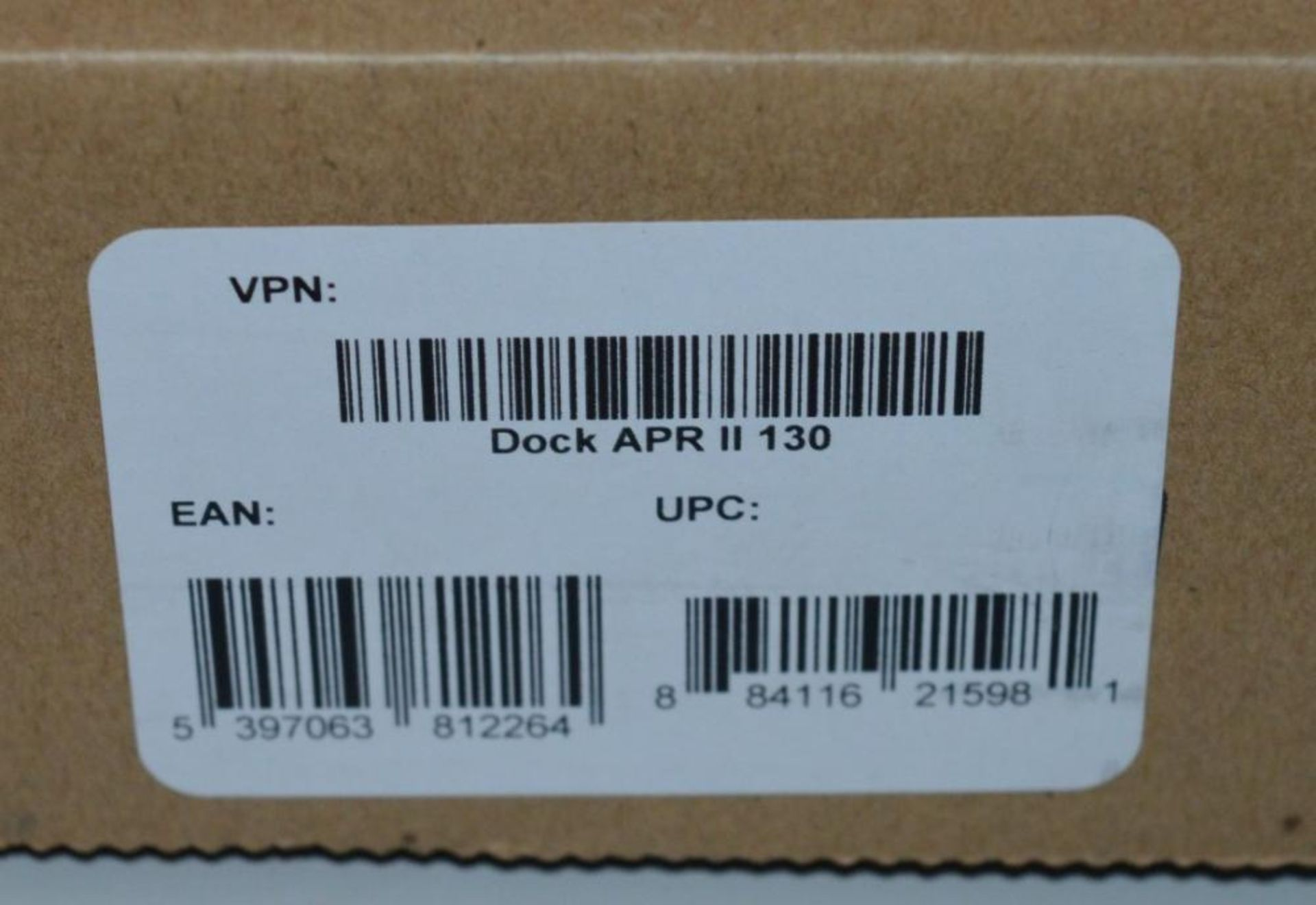 Lot 256 - 1 x Dell Docking Station Port Replicator Witrh USB 3.0 and 130w PSU - Eport II - New Boxed Stock -