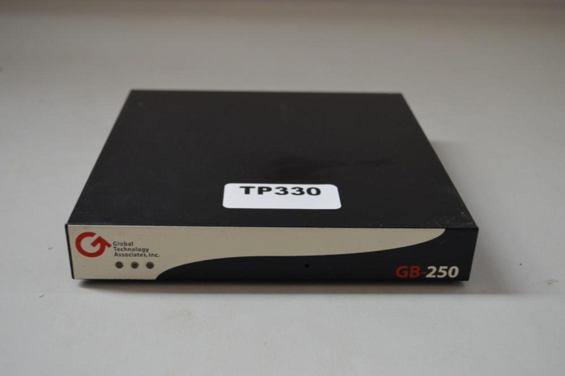 Lot 3622 - 1 x Global Technology Associates GTA GB-250 Network Security Firewall - Ref TP330 - CL394 - Locatio
