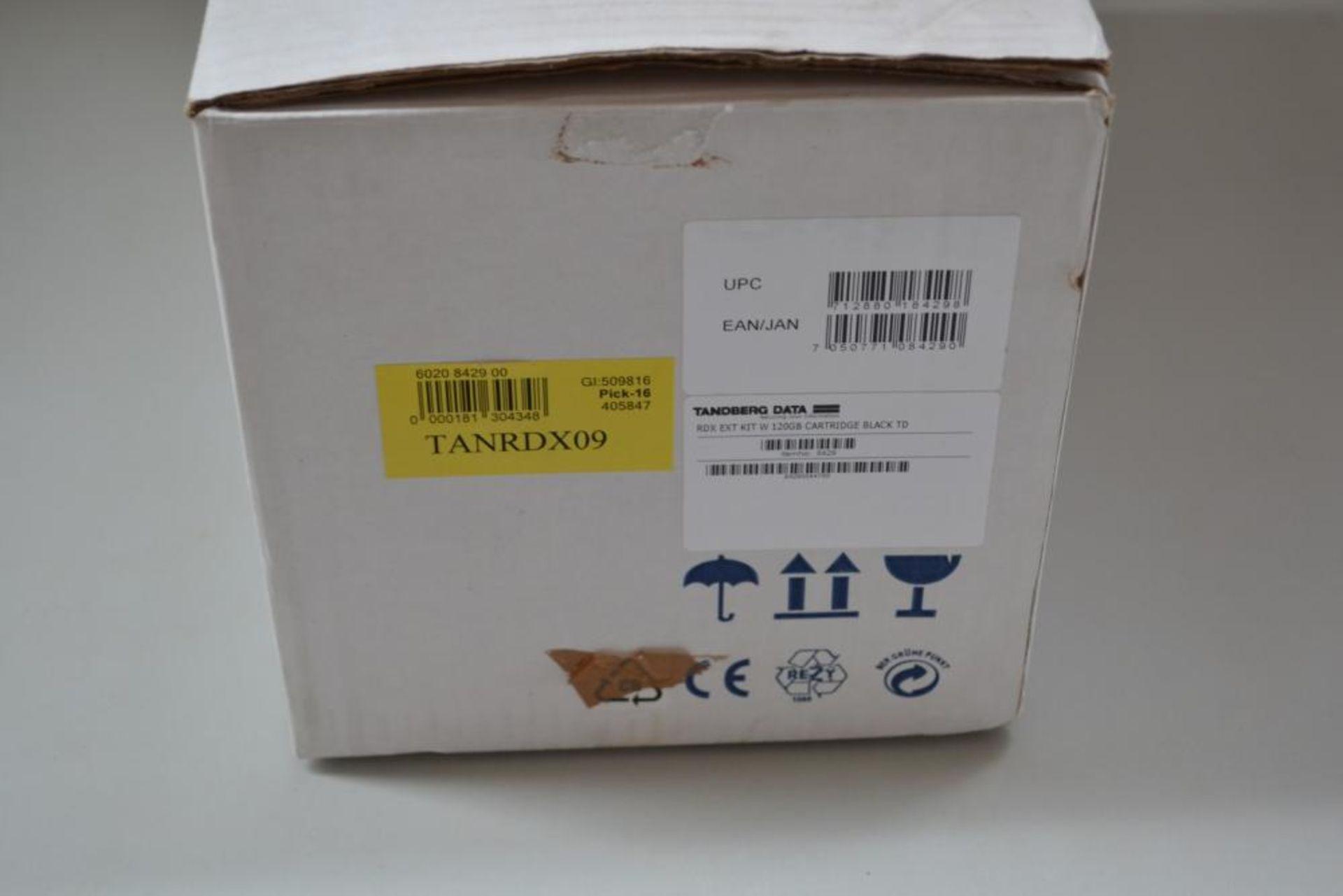 Lot 3598 - 1 x Tandberg External RDX Drive Dock - Ref HK213 - CL394 - Location: Altrincham WA14 - HKPal1 <b