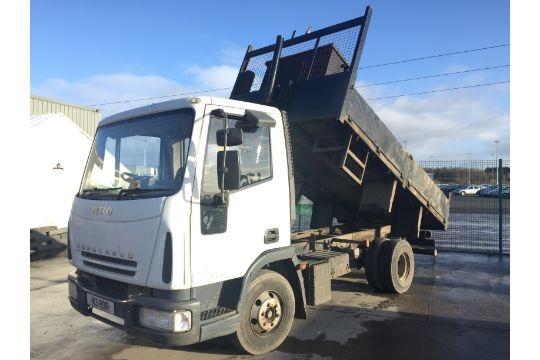 Iveco Eurocargo 75E17 Tipper 2 Dr Truck Diesel - 294,635 kmVAT