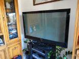 Lot 4 - N. 2 (ES. N° 1354/18 IVG N° 5.596) TV COLOR SAMSUNG A SCHERMO PIATTO