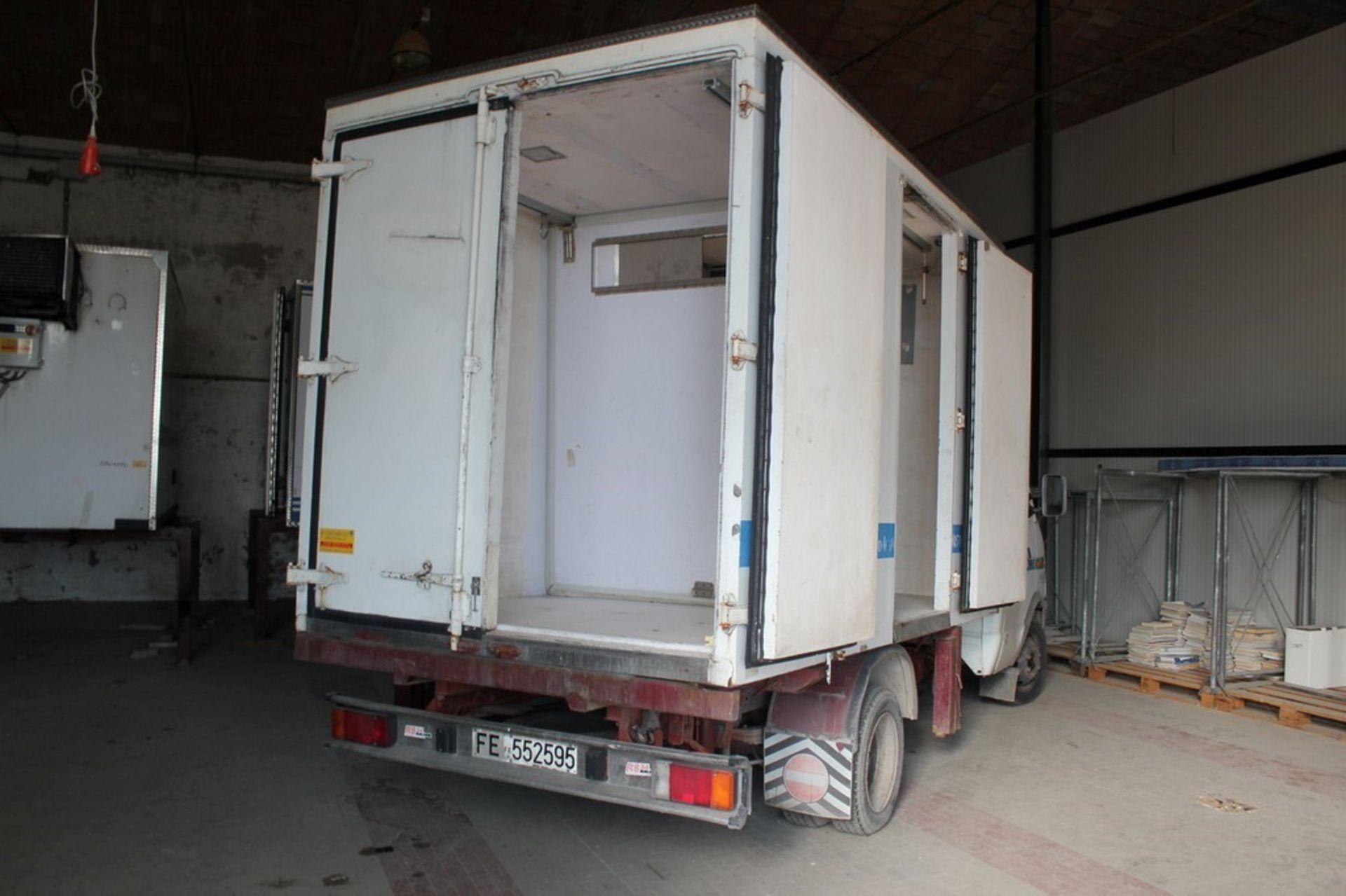 Lot 154 - N. 78 (716 IVG FALLIMENTO) AUTOCARRO IVECO 35.12 TG. FE552595