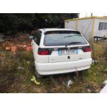Lot 15 - N. 2 (ES. N° 58/18 IVG N° 580) AUTOVETTURA SEAT IBIZA TG. BD 385 NF, ANNO IMM.1999. GASOLIO