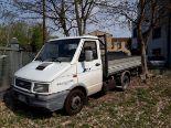 Lotto 41 - N. 1 (ES. N° 1185/18 IVG N° 5.595) AUTOCARRO FIAT TG. FE 528979 ANNO IMM.1998, GASOLIO, CON