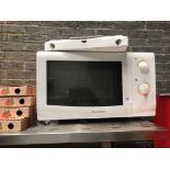 Lotto 12 - N. 10 (FALL. N. 102/19 VR) FORNO MICROONDE DAEWOO