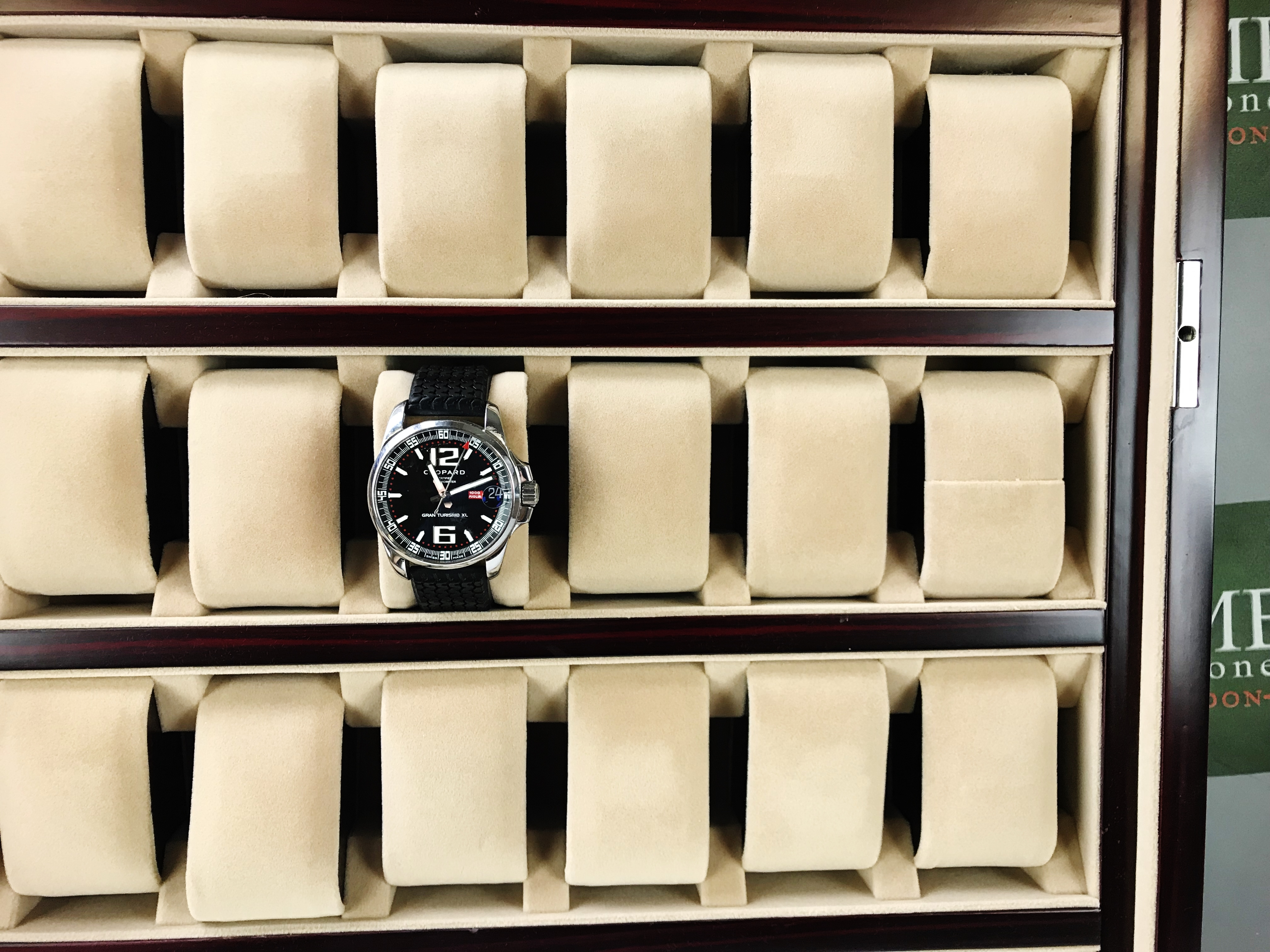 Lot 44 - Watch Display For Up To 36 Watches