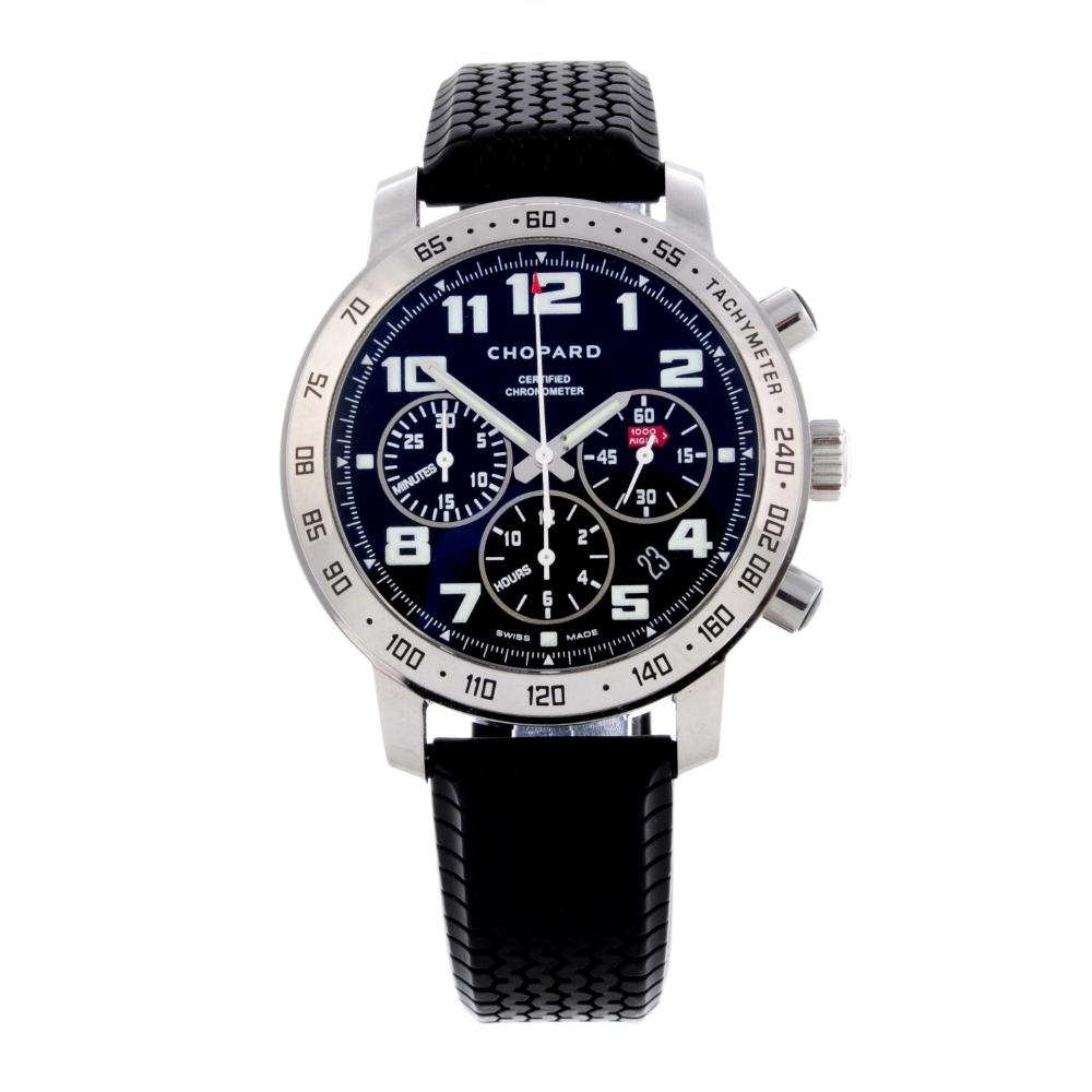 Lot 8 - Chopard Mille Miglia Chronograph, Ref 8920