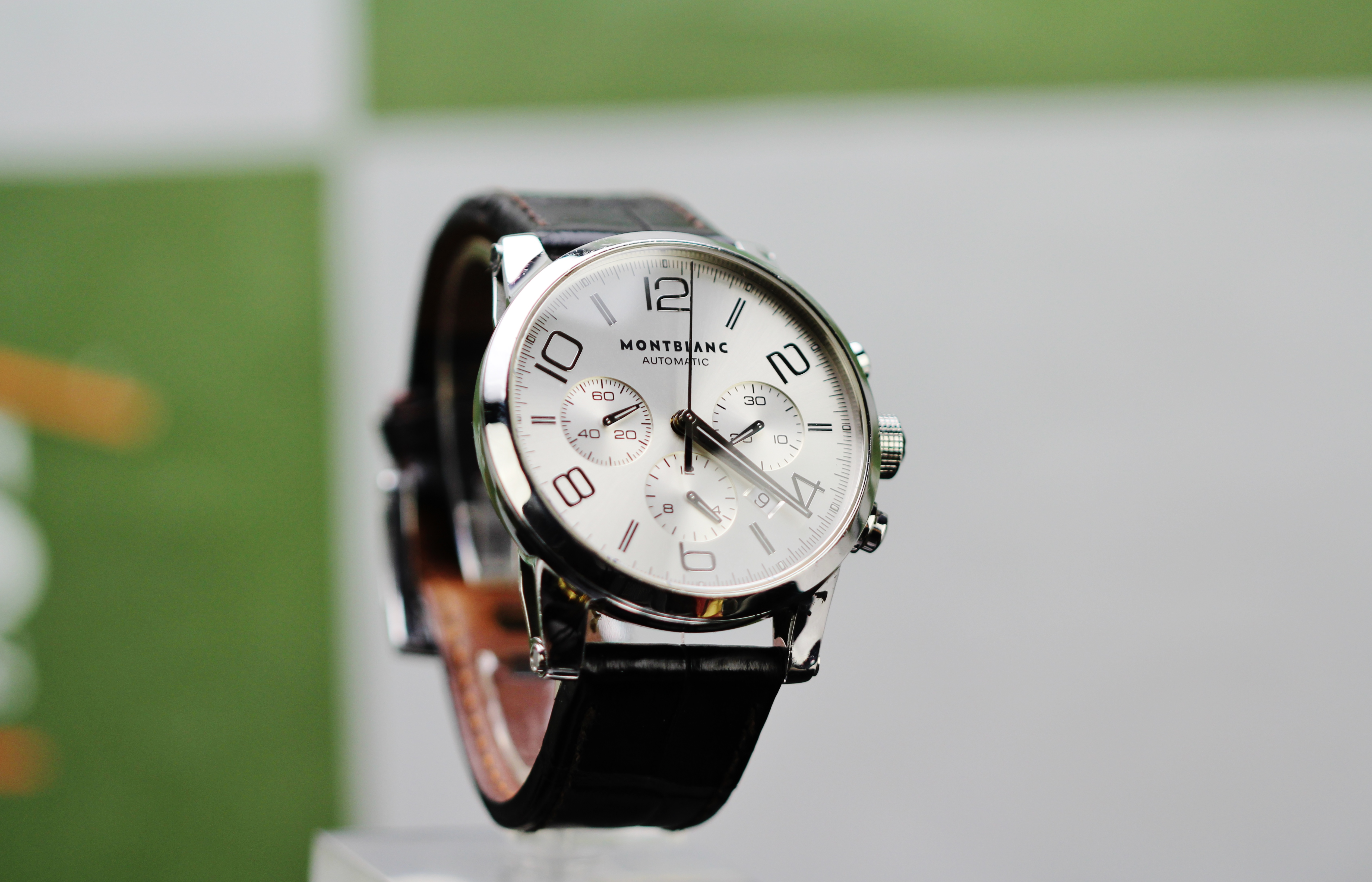 Lot 29 - Montblanc Timewalker Ref 7069 Chronograph