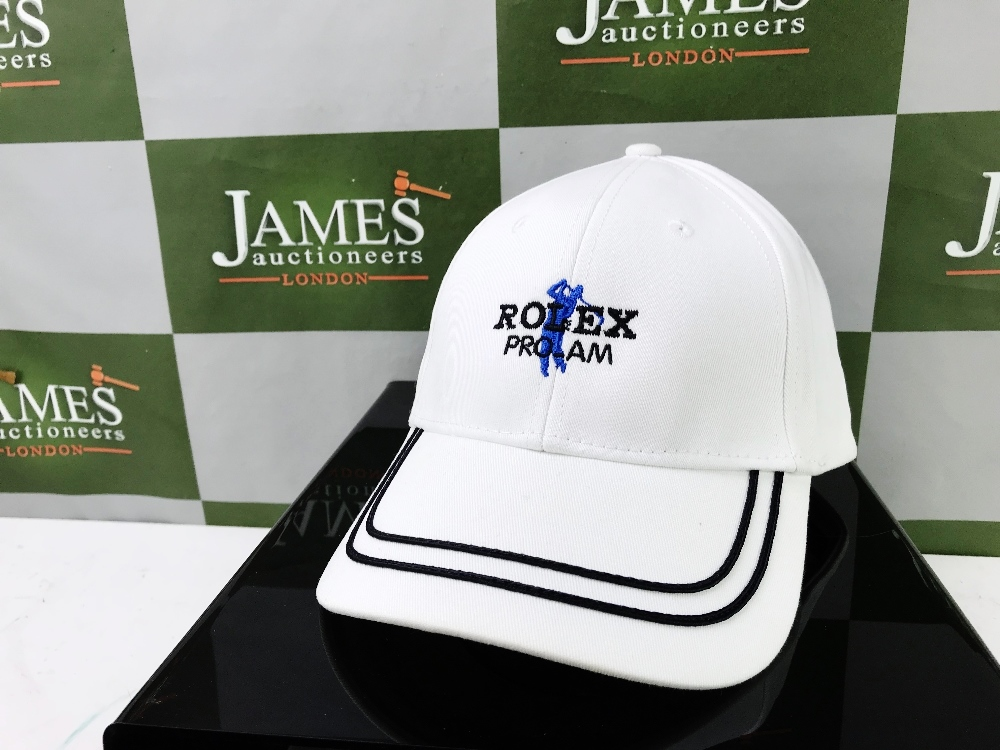 Lot 20 - Rolex Baseball Cap