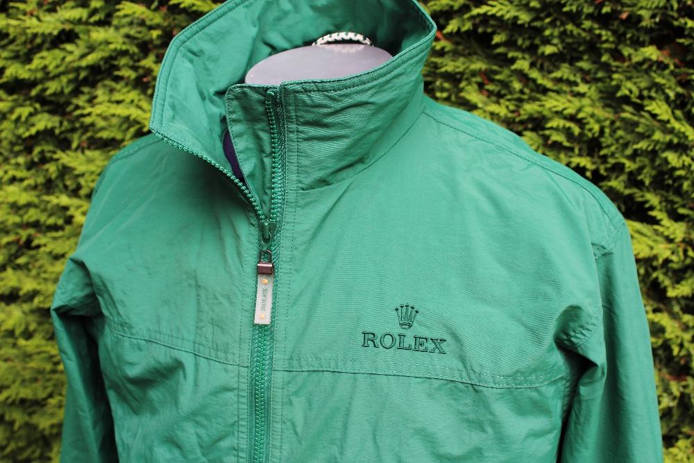 Lot 30 - Rolex Official Merchandise Green Sailing