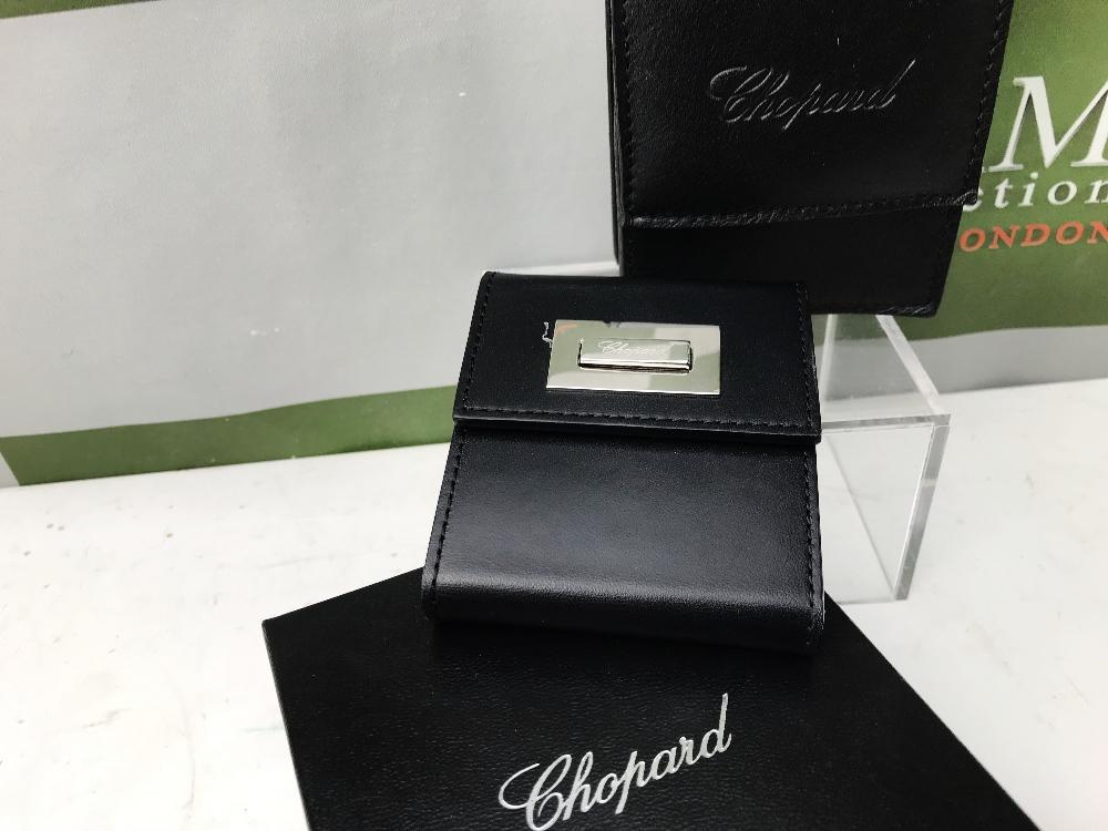 Lot 10 - Chopard 1000 Miglia Travel Clock