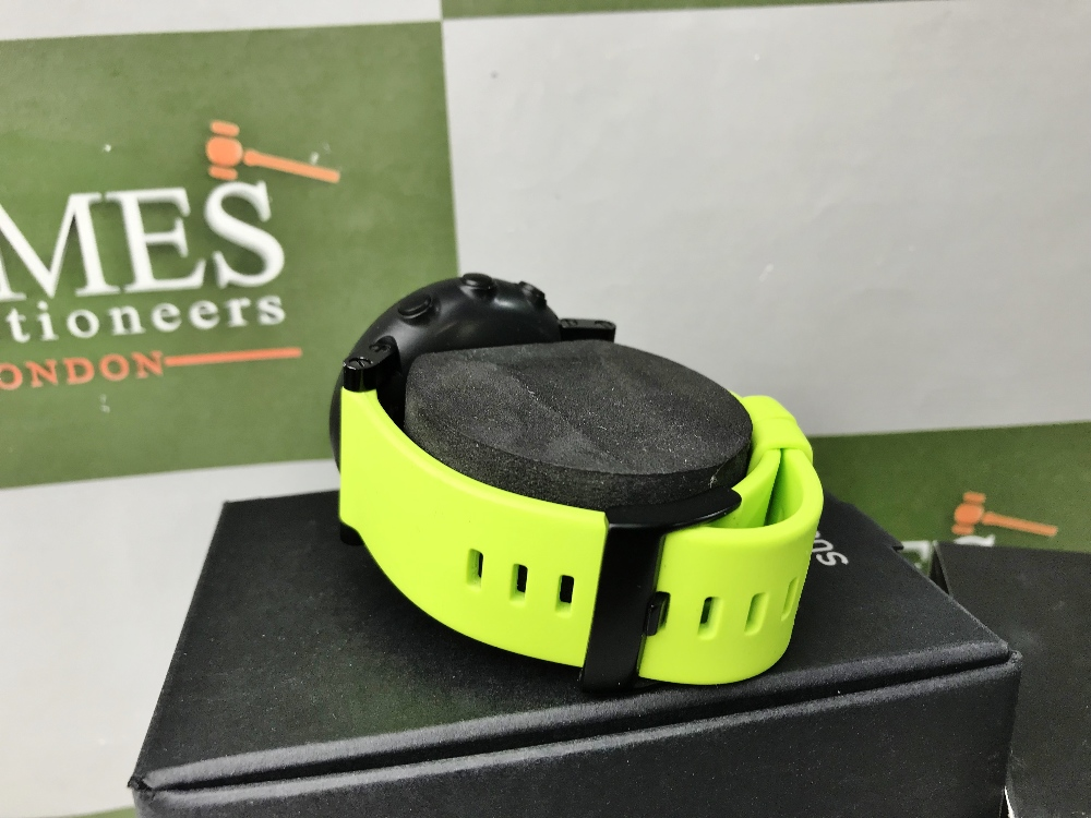 Lot 31 - Suunto Core Lime Crush Utility Sports Watch