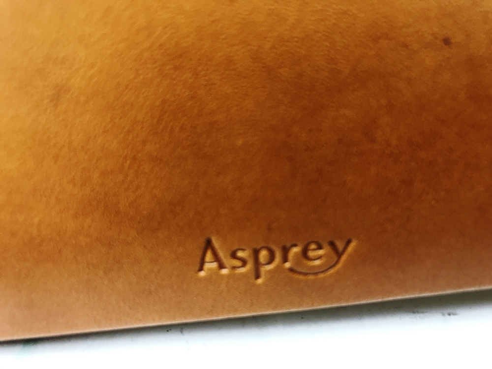 Lot 41 - Asprey & Co - New Tan Leather Photo Album-Large 13 x 11 Inch
