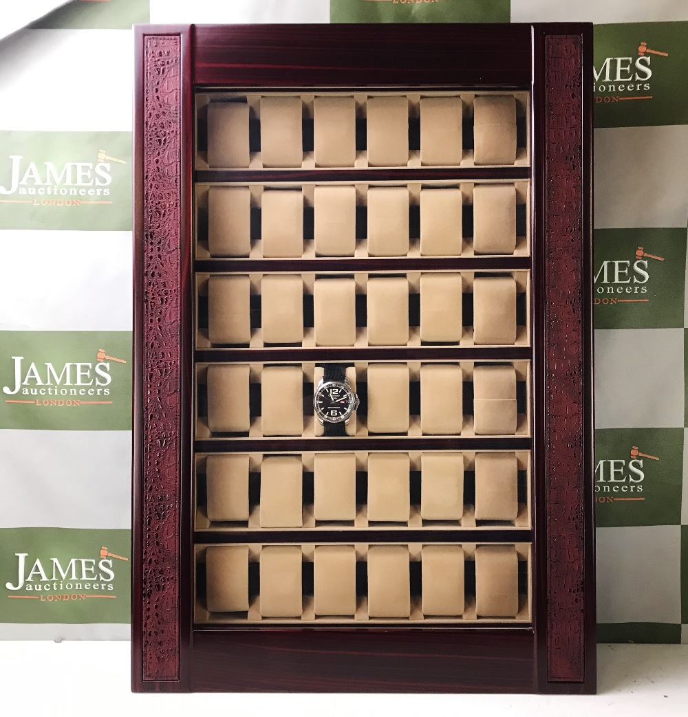 Lot 35 - Watch Display For Up To 36 Watches