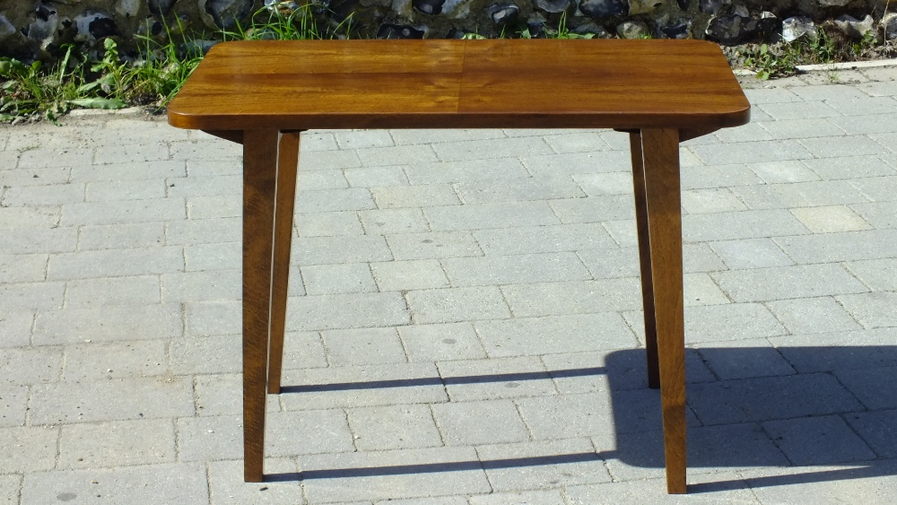 Lot 30 - Mid Century Vintage Oak Side Table