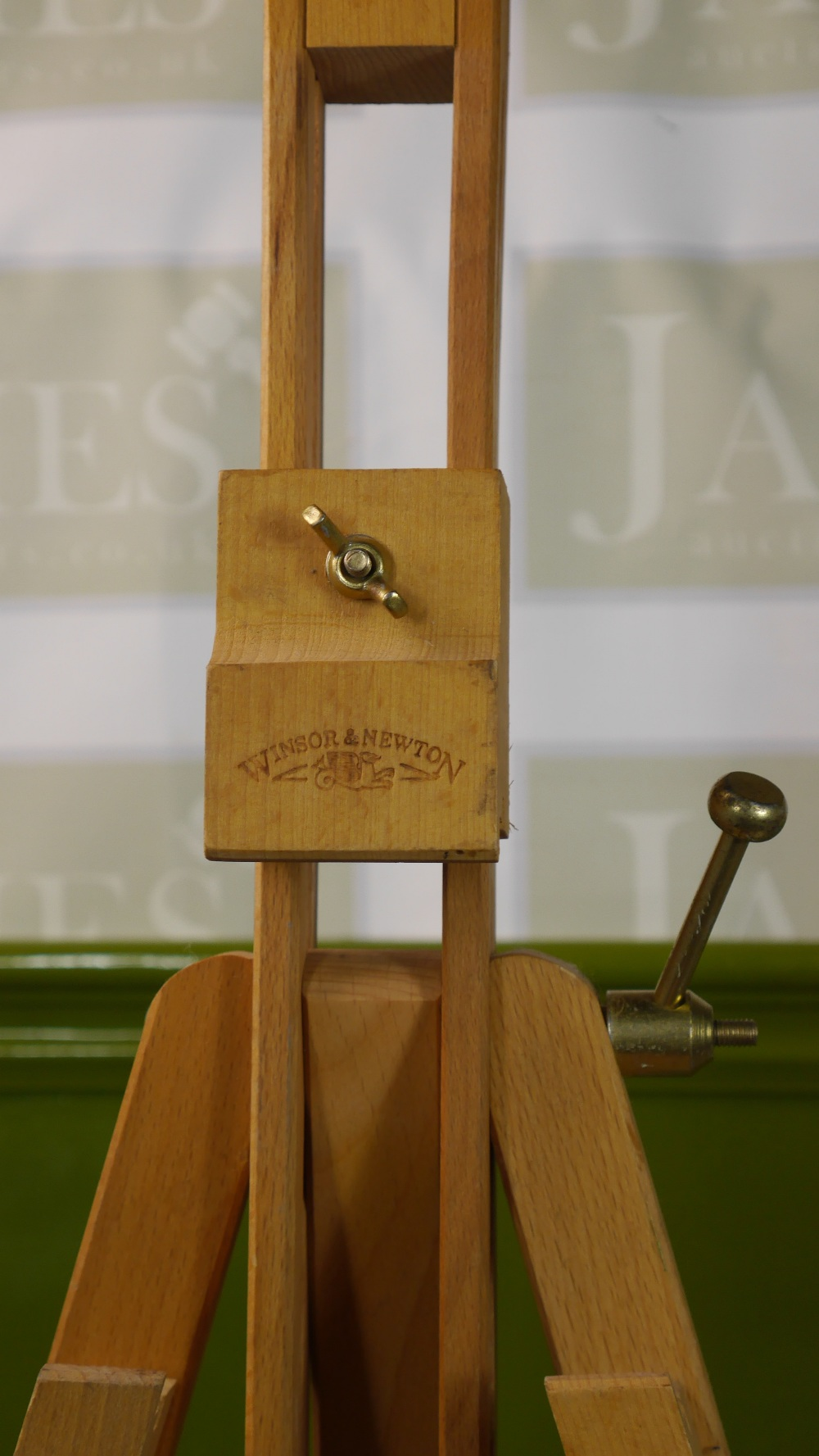 Lot 13 - Winsor and Newton Artist/Studio Easel