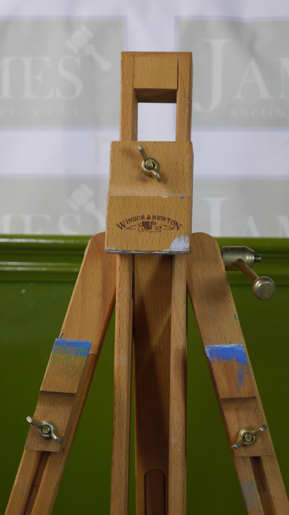 Lot 14 - Winsor and Newton Artist/Studio Easel