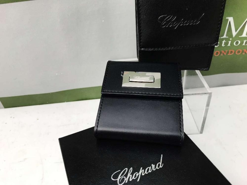 Lot 10 - Chopard Mille Miglia 1000 Travel Alarm Desk Clock
