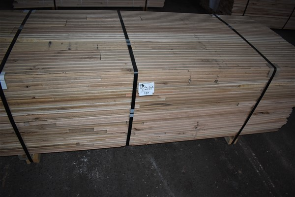 Complete Liquidation of a Major Hardwood Lumber Company's Odessa New York plant