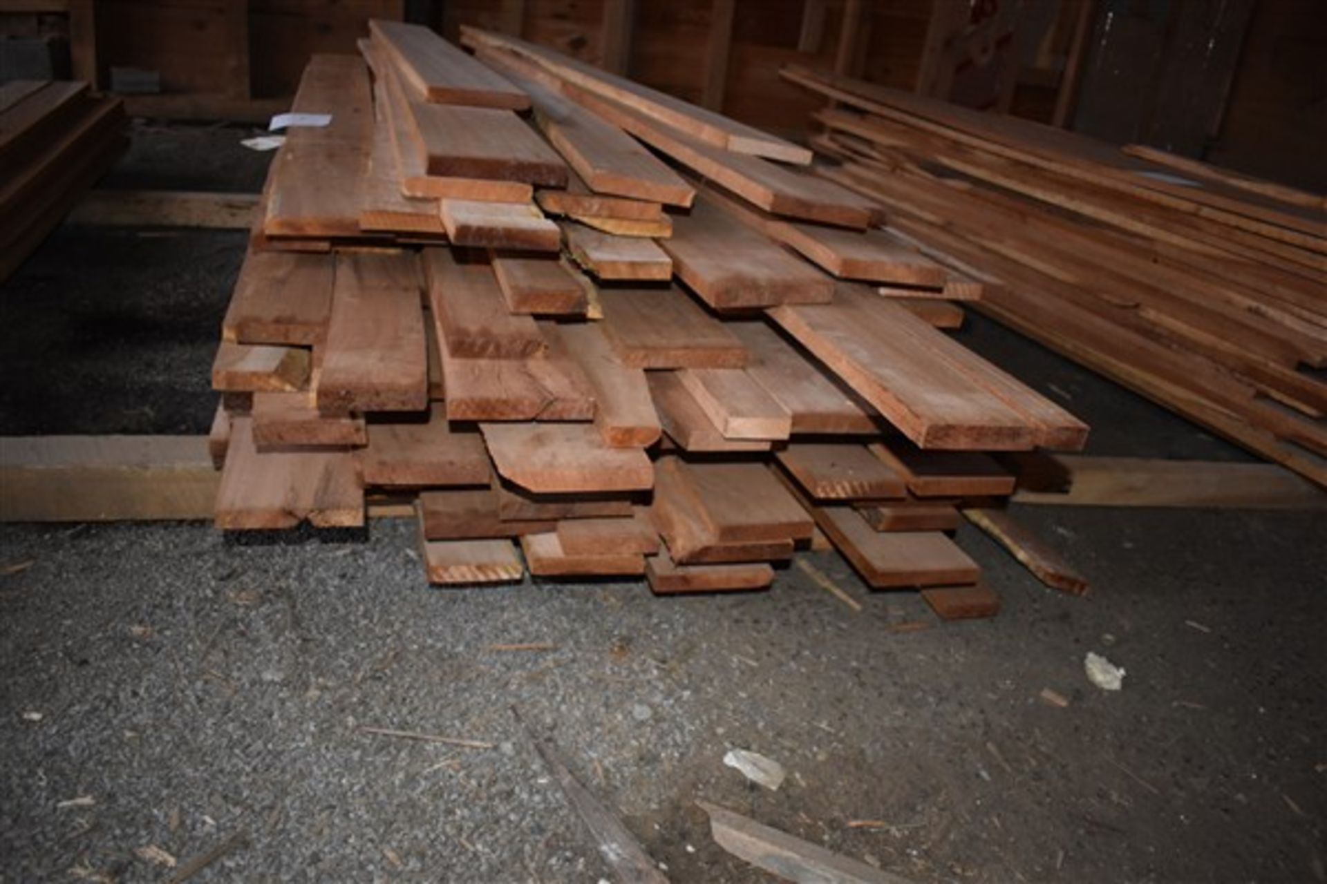 Lot 63 - 4/4 Cherry- Planed 2 sides