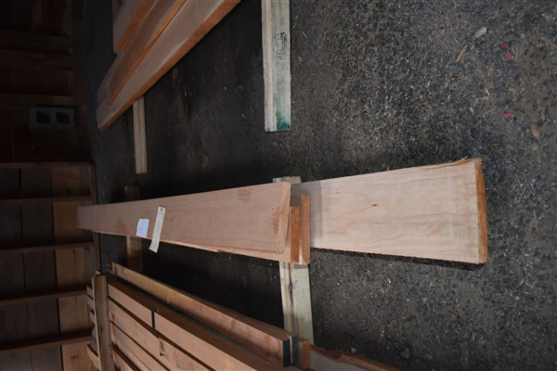 Lot 67 - 4/4 Cherry- Planed 2 sides