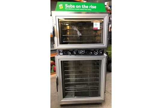 Lot 4 - Duke AHPO-618 Bread Proofer & Oven