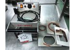 Lot 6 - Mantle Packaging VS300 Tray Lidding Machine w/ Various Die Plates
